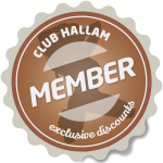 Become a Club Hallam member and enjoy exclusive member discounts and special offers