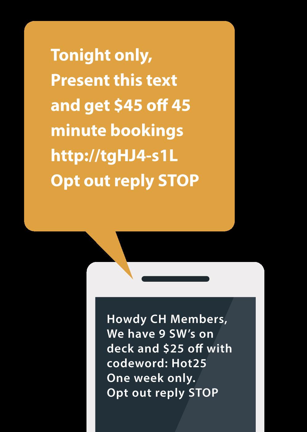 VIP Text Alerts