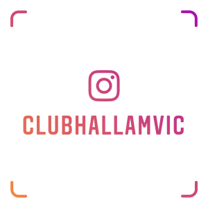ClubHallamVIC Nametag For Instagram